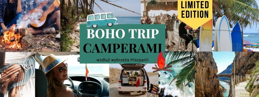 Majówka – Trip camperami po słonecznym wybrzeżu Hiszpanii