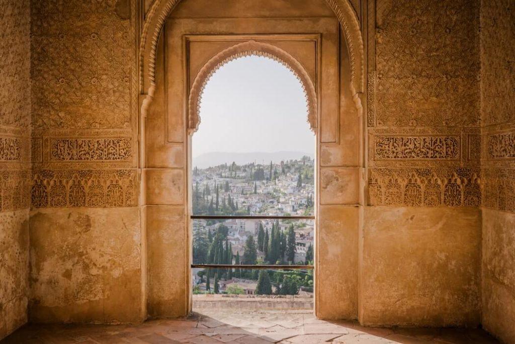 Granada - atractions, castel