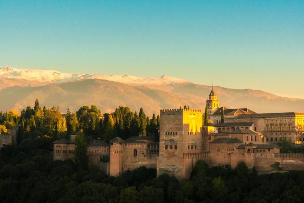 Photo: Alhambra, Granada