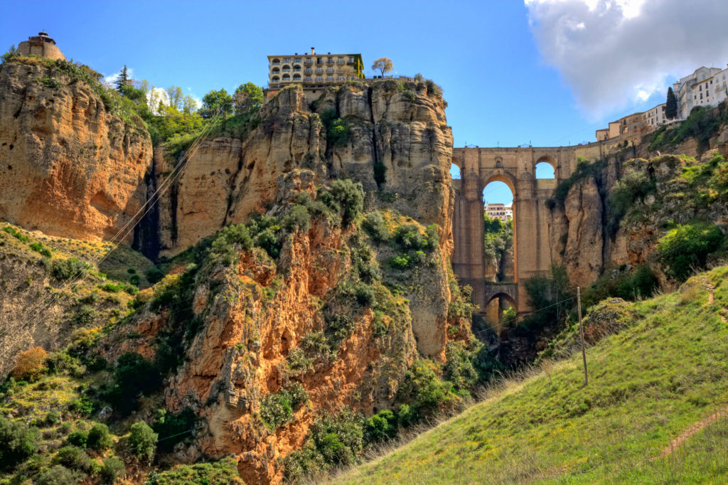 Ronda, attractions Malaga Andalucia holiday
