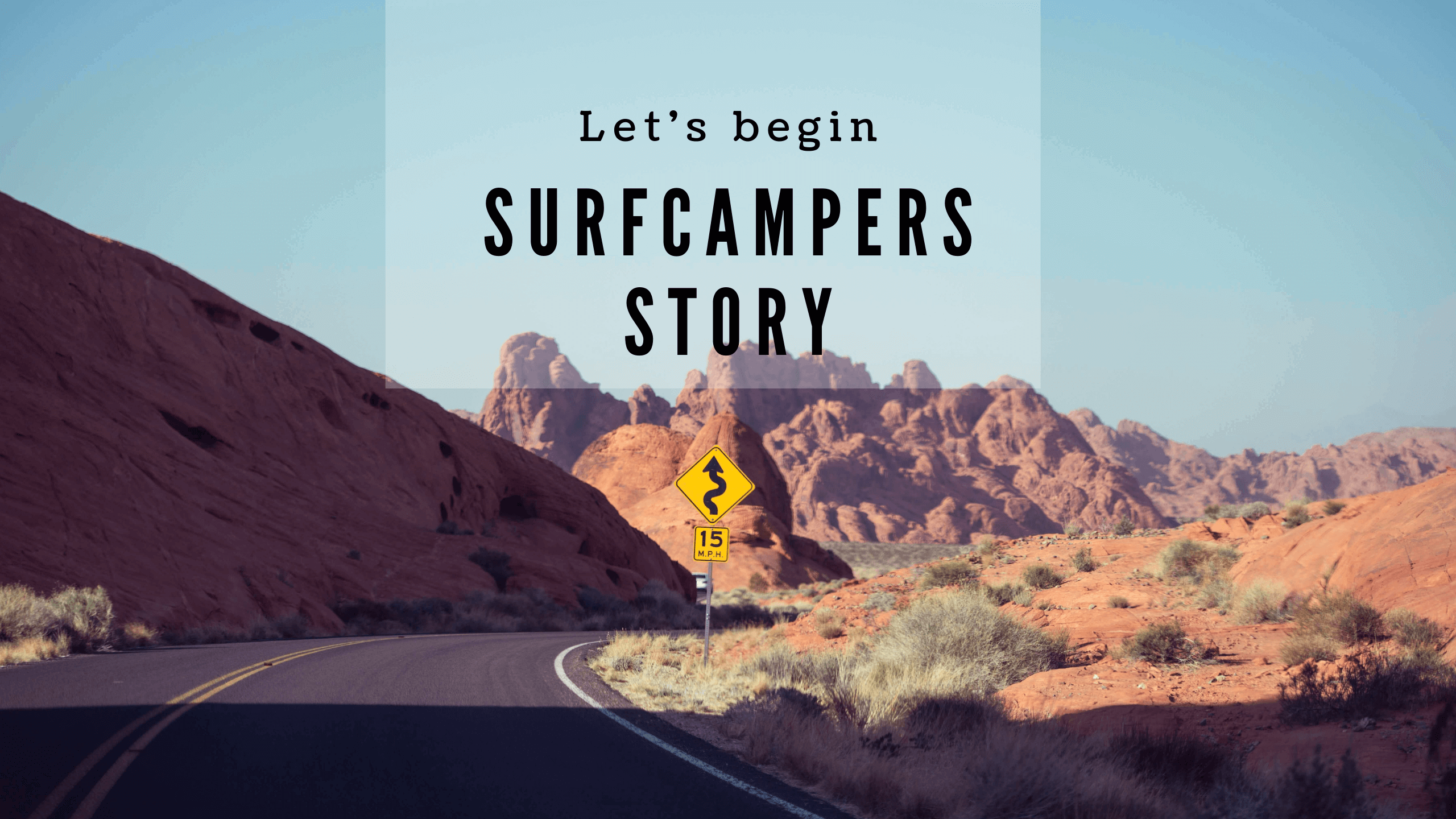 How your dreams can shape reality.  The story of Surfcampers – creating business we love while living our dream