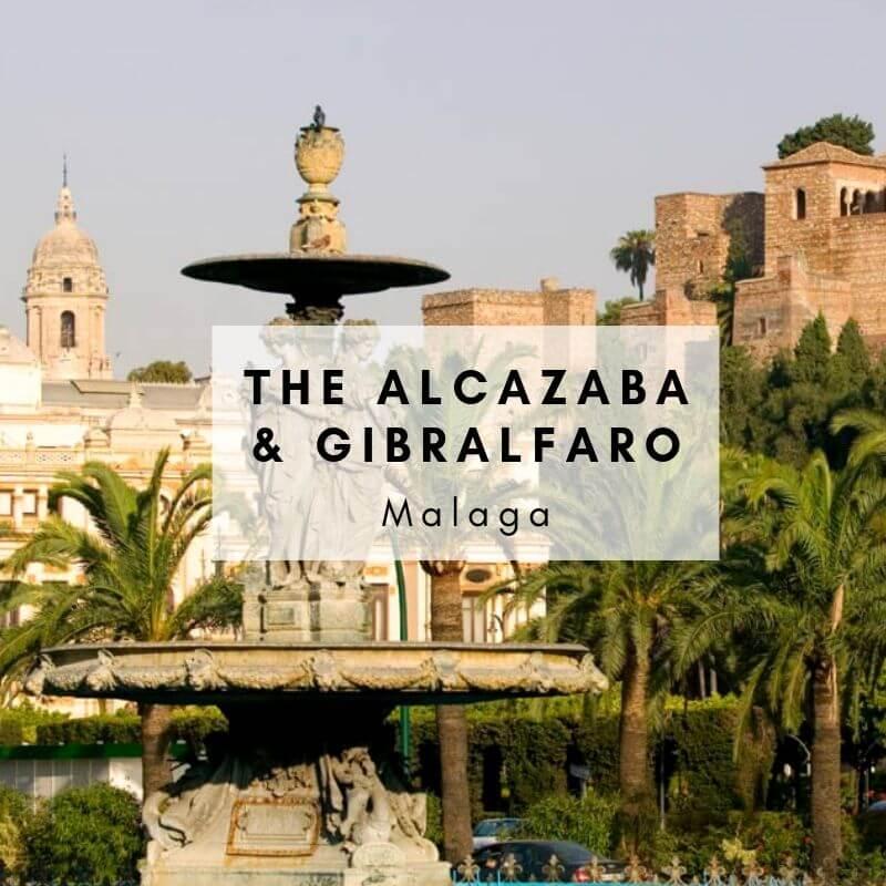 Alcazaba Gibralfaro - Malaga