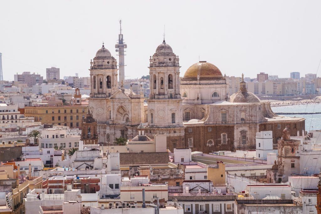 Panoramic Cadiz