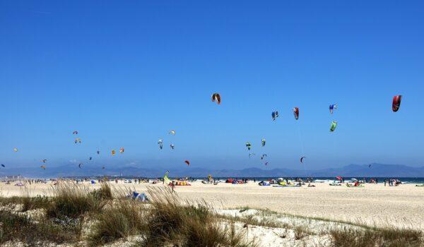 playa de los Lances Tarifa SurfCampers