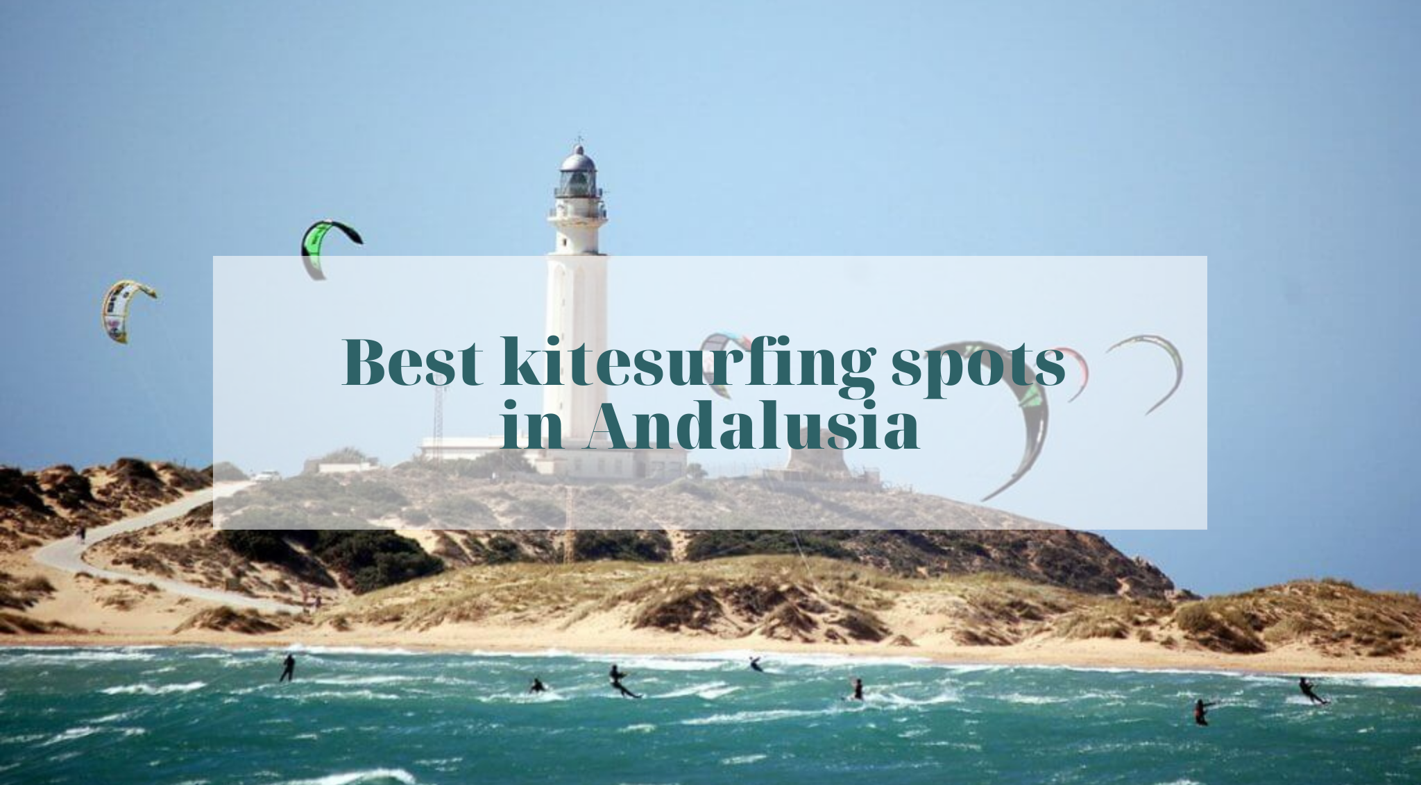 Best kitesurfing spots in Andalusia