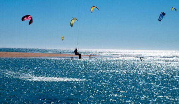 kitesurf conil surfcampers