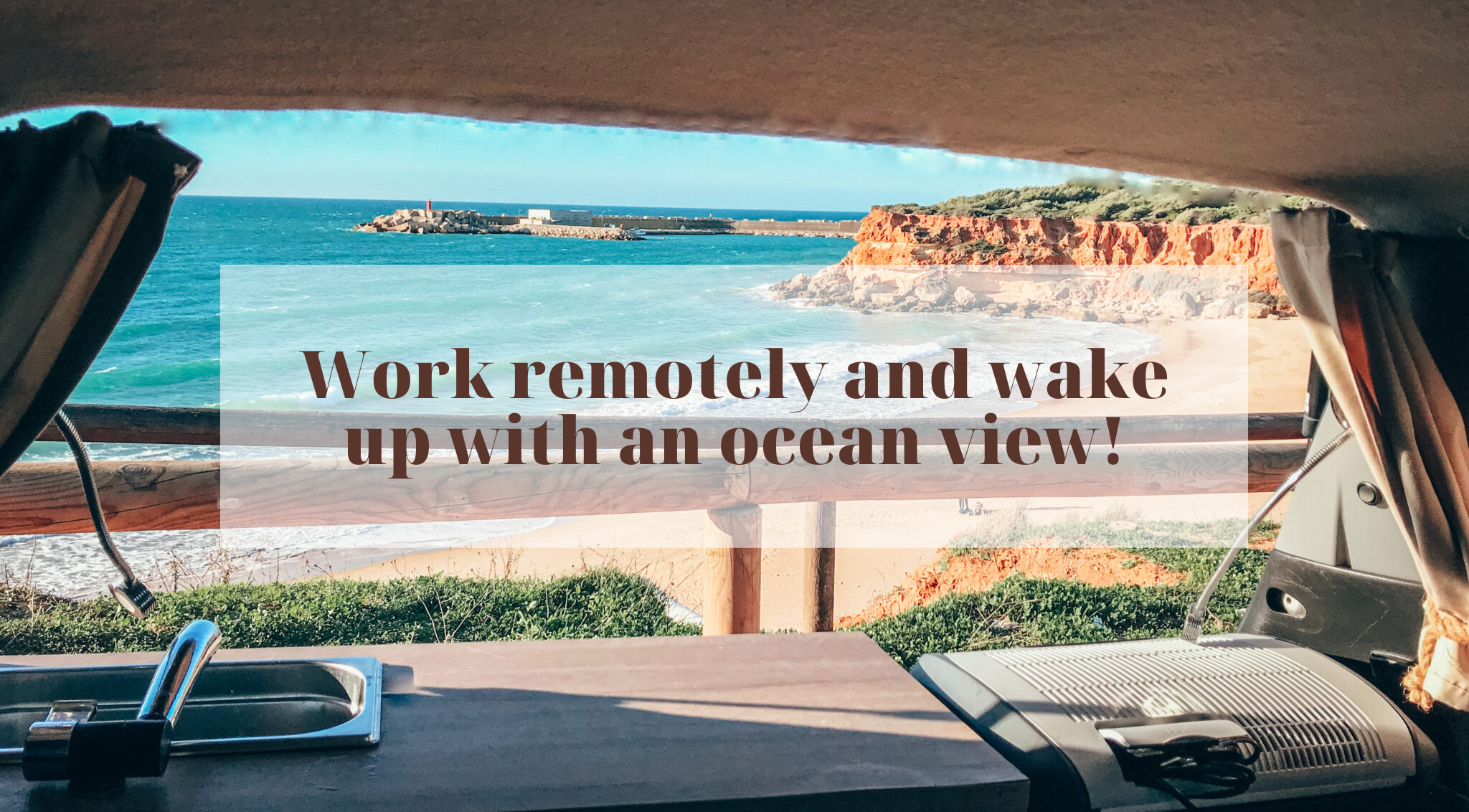 Long-term campervan rental – work remotely in Spain or Portugal