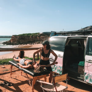longterm campervan rental spain surfcampers